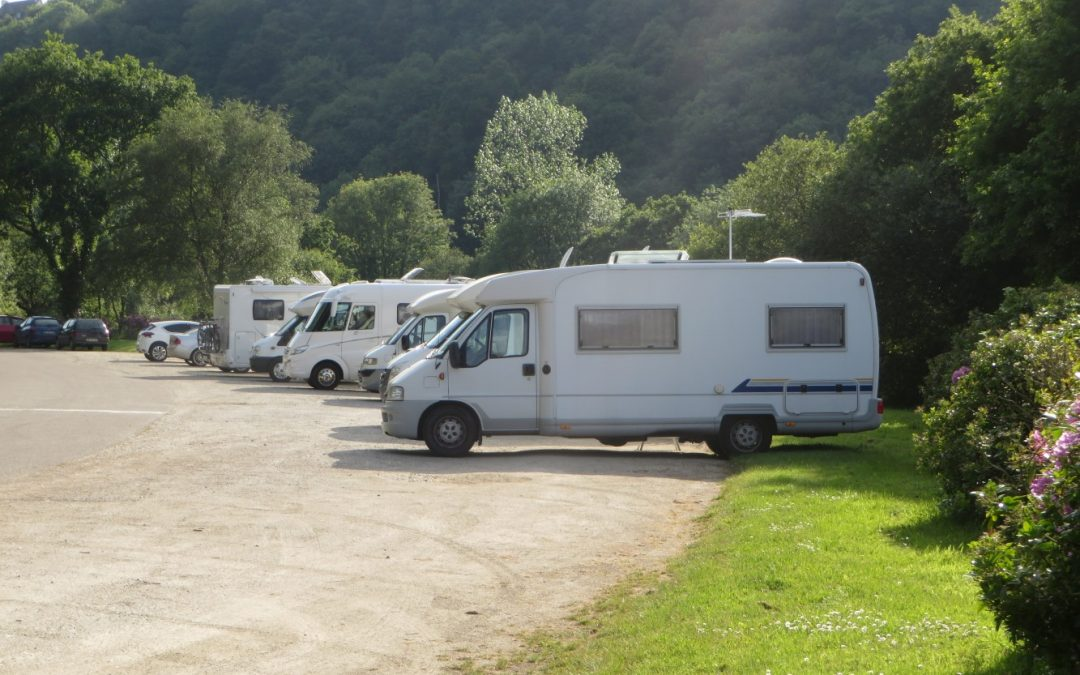 Châteauneuf-du-Faou – Stationnement camping-cars