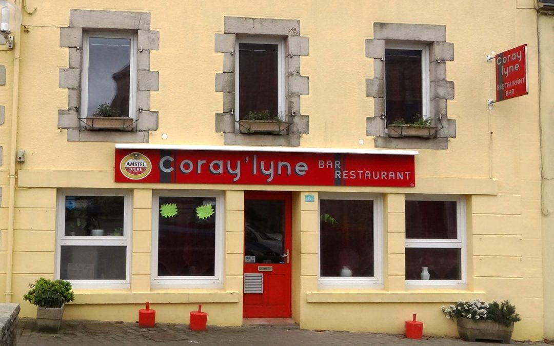 Le Coray'lyne restaurant